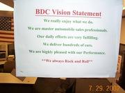 BDC Vision Statement