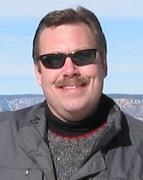 Ralph Paglia at Grand Canyon, AZ