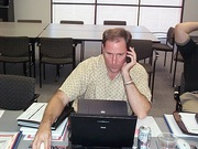 Mark Crona - GST eBusiness Leader while at Cyber Car led Toyota eCertiied Dealer Training in Dallas, TX 2001