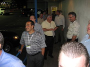 ADP Digital Marketing Account Executive Team Visits Courtesy Chevrolet