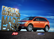 Ford and ADP DIGITAL MARKETING Introduction Slide