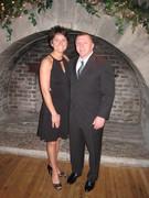 Kim and Mark Tewart