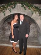 Mark Tewart with daughter Erin