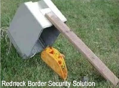 Hi tech security