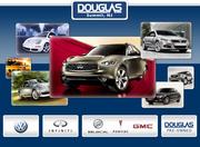 Visit our New Website! www.DouglasAutoGroup.com