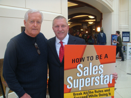 Mark-Tewart-with-Jim-Connelly-at-Notre-Dame-book-signing