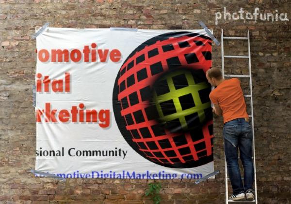The ADM Professional Community Logo Gets Around!