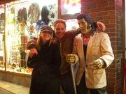 Rita - Me - and Elvis on Dec. 21st in Nashville