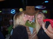 """Clint Eastwood"" on Halloween at Digital Dealer 7!"