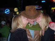 """Clint Eastwood"" partys on Halloween at Digital Dealer in Nashville!"