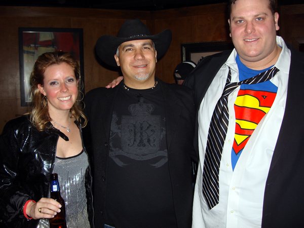 Superman Joins the Pasch Bash