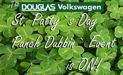 **St. Patty`s Day Event at Douglas Volkswagen!**