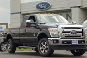 Ford F-350 Heavy Duty King Ranch Edition Truck DSC_0314