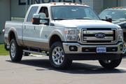 Ford F-350 Heavy Duty King Ranch Edition Truck DSC_0275