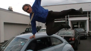 Ken Beam`s pretty excited about the 2012 Beetle! lol!
