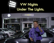VW Nights under the Lights at Douglas Volkswagen in Summit NJ