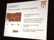 Doug Simpson Facebook presentation slide from TLS Automotive Social Media Summit