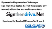 SIGNTHENDRIVE - Looking for the Best VW Sign Then Drive Deal?