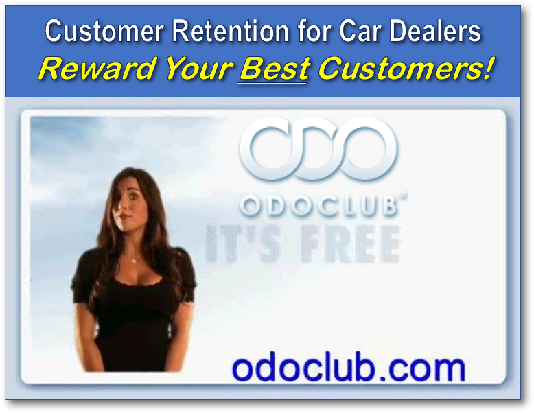 ODOclub Reward Your Best Customers