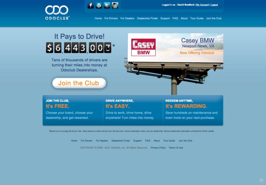 ODOclub Casey BMW