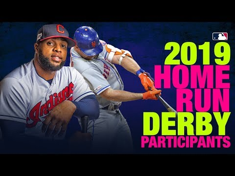 Updated list of Home Run Derby participants