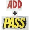 ADD & PASS - The X Files