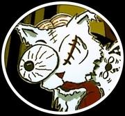 Zombie Kitty Kawaii! Travels The World!