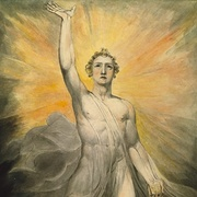 William Blake, Patron Saint of Mail Artists