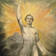 William Blake, Patron Saint of Mail Artists