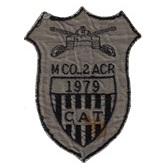Canadian Army Trophy / M Coy 3/2 ACR