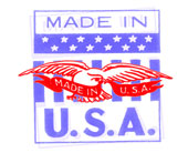 "BUY AMERICAN!...""MADE IN U.S.A."""