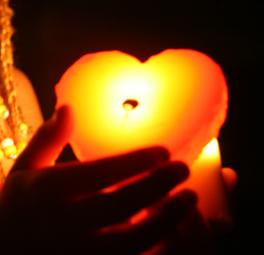 любовь в руках