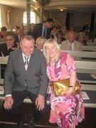 В Церкви на свадьбе сына....