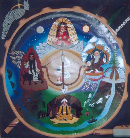 shamanic mandala