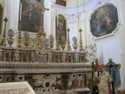 Церковь St. Michelle (Анакапри, июнь 2012 г.)
