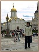 Троицкий собор и обелиск