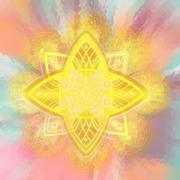 Higher Heart Flower. Core of Clear Feeling.