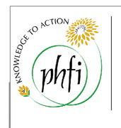 Delhi Initiative- MPH Competency-Driven Education