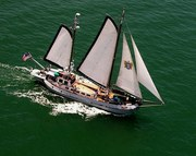 97-foot Dutch steel gaff-rigged ketch 1978 for sale