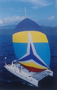 SAIL AID - 50' CATAMARAN RELIEF/ADVENTURE VOYAGE