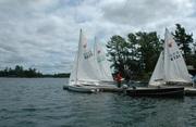 McGregor Bay Bay Sailing