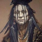 My American-Indian friend