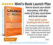 Mimi's Book Launch Plan