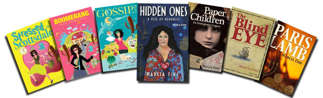Marcia Fine's Books