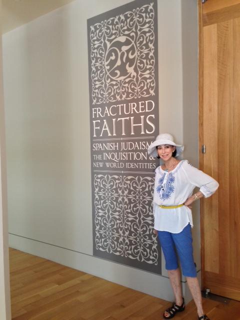 At the Santa Fe Historical Museum