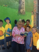I Am Jack on a school Wall