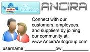 Ancira Auto Group Web Branding Image