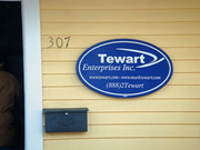Office of Tewart Enterprises Inc