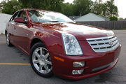 2009 Cadillac STS4 AWD - Brondes Ford