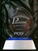 Ralph Paglia Receives 2011 Passion Award from PCG Digital Marketing